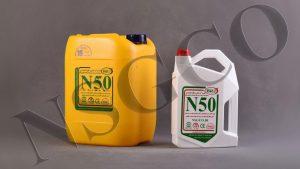 اثر استفاده از محصول NSG-N50 بر بتن تازه
