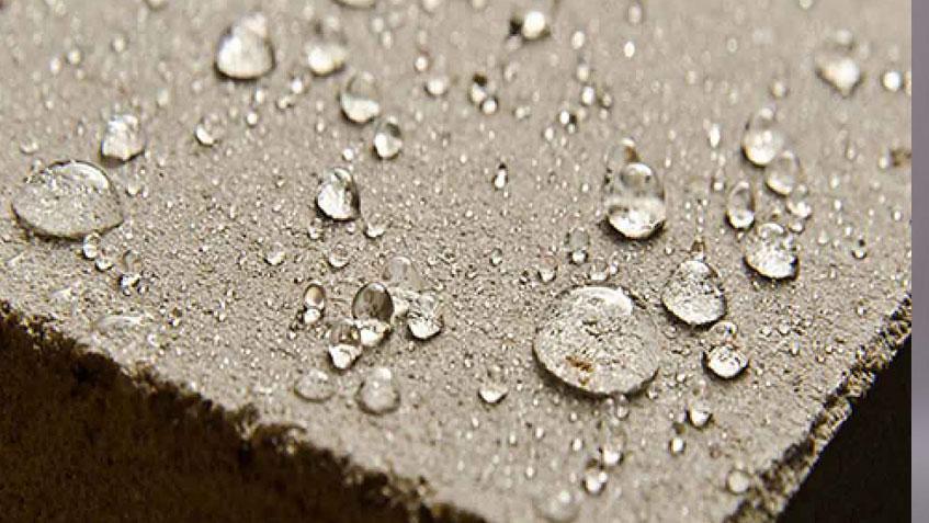 افزودنی های آب بند و نم بند در بتن